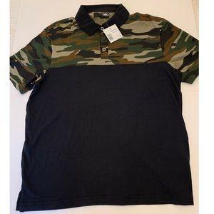 NEW* Army Print GBG Polo